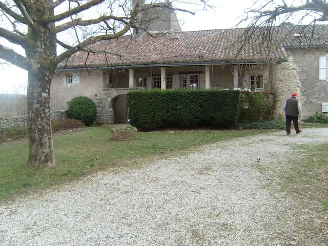 Chambres chez l'habitant - Arcambal - Huis