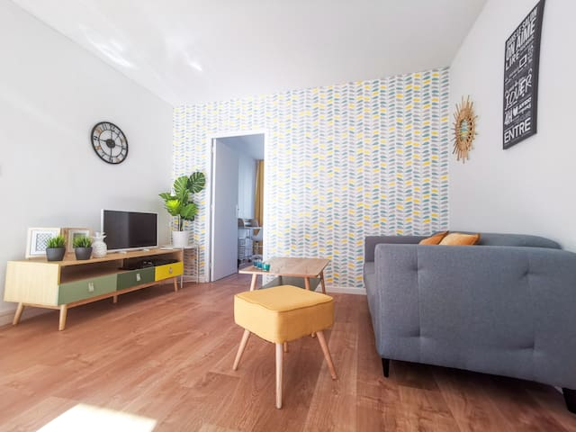 Appartement refait à neuf  au Parc de la Hotoie