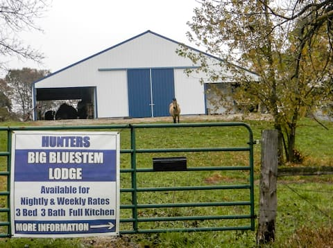Big Bluestem Deer Camp