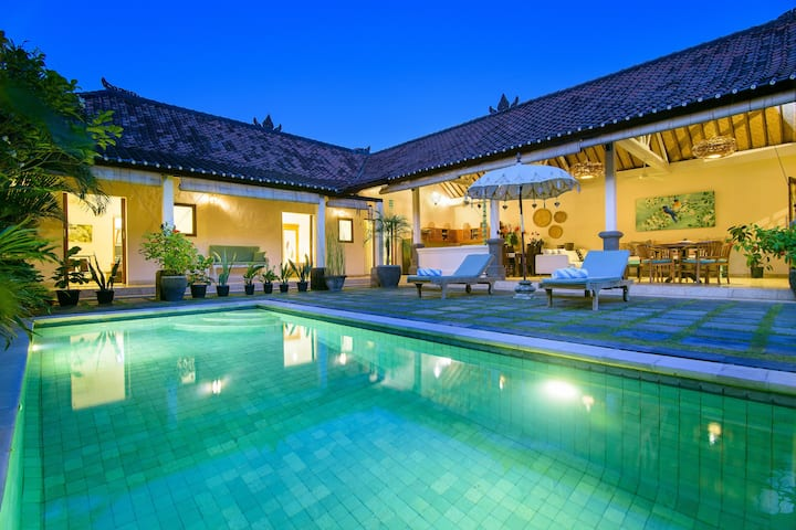 Villa Te Kawau