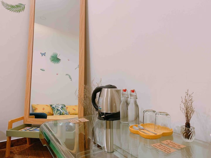 LUAS Cozy Home @ Foodaholic D. w/ free UNSEEN tour