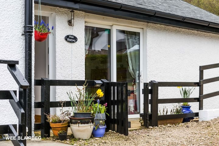 Wee Blairbeg self catering cottage