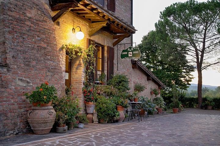 Benvenuti a casa mia, in centro con giardino