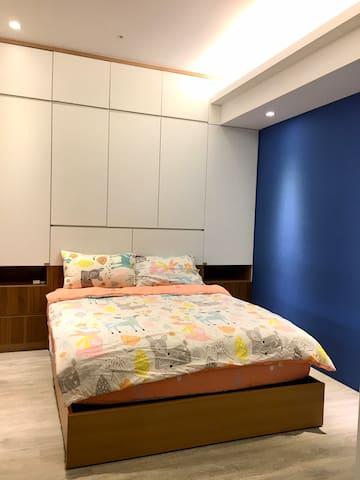 Guest Bedroom 獨立客房