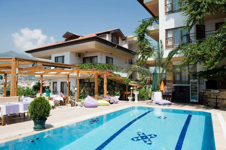 Villa Sonata - Standart Oda