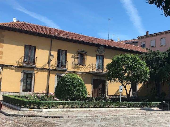 Suites Palacio de los Vizcondes  Centro historico