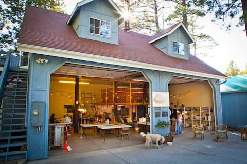 The Loft at Mountain Pottery & Gallery Shop
