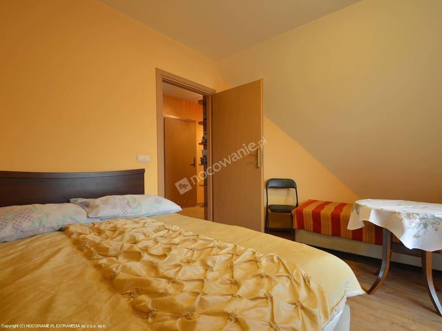 www.Apartament13.pl - BEDROOM 2