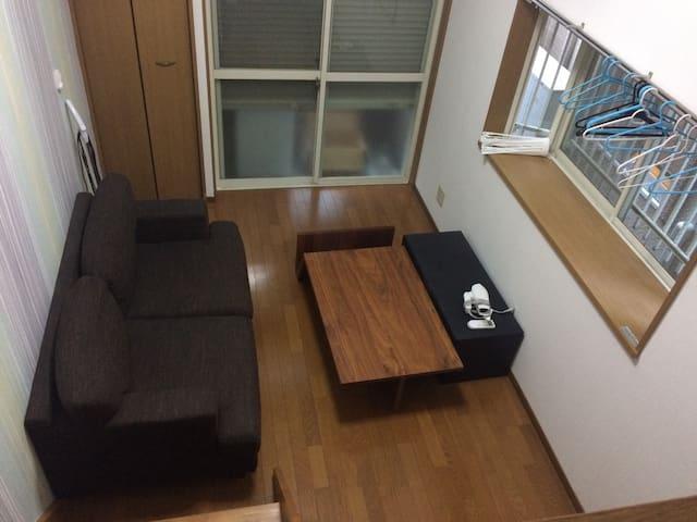 駅東105>博多駅のすぐ近く!歩いて5分 - Hakata-ku, Fukuoka-shi - Apartment