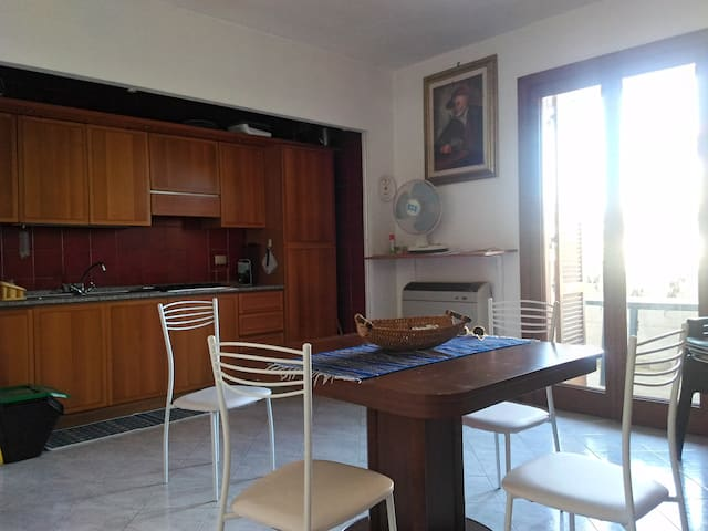 Alma's Apartment