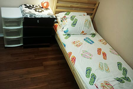 Lovely, well located ,clean room !