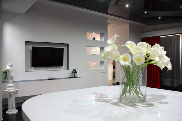 New! Luxury Penthouse - Chișinău - Daire