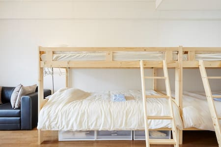 Simple&Clean,6minsEBISU,nearSHIBUYA,FreeWifi - Apartment
