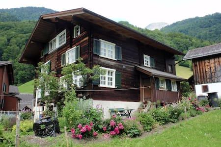 Glarnerhüüsli - Glarus Süd