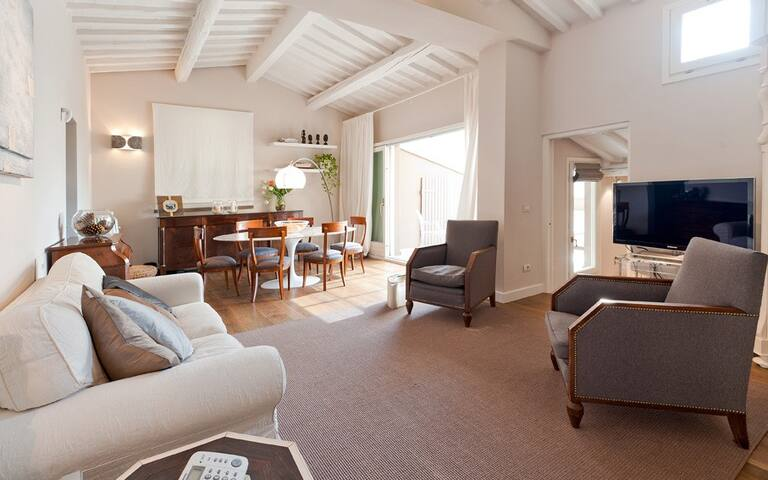 Giambologna Loft - Luxury 3 bedroom - Firenze - Apartment