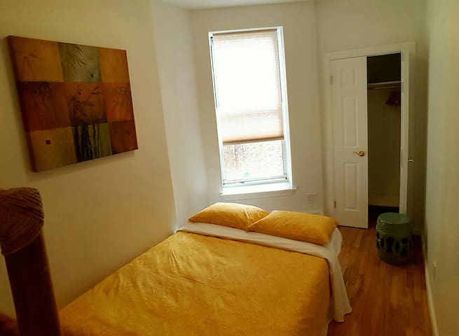 West Harlem- Recently renovated apartment for rent