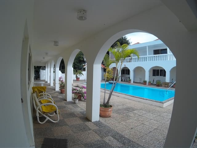 Economic Condo with nice pool - Sosúa - Appartement