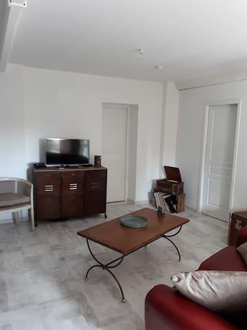 Charmant appartement très ensoleillé