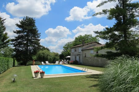 Charming house onthe hillsides of Bordeaux - Bouliac - Talo