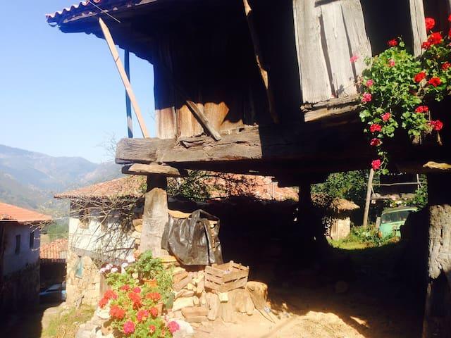 La Casita Roja - Fresnedal - Hus