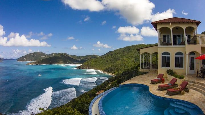 AnaCapri Estate, Tortola, British Virgin Islands