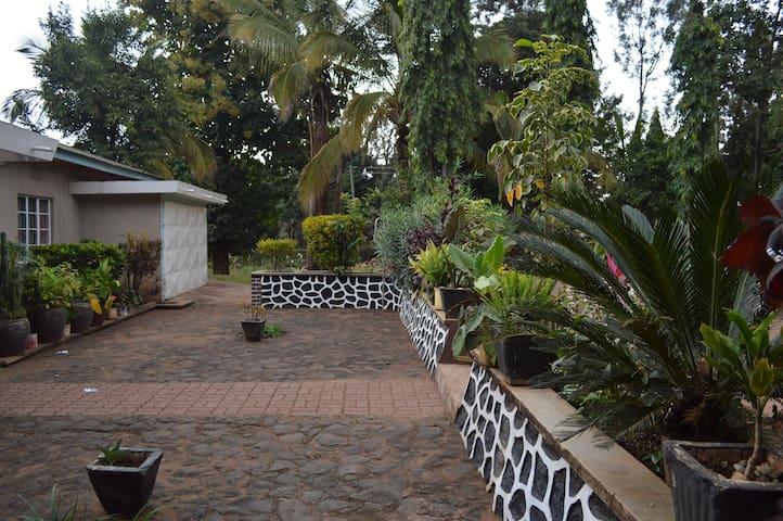 Eco-Africa Climbing - Moshi Urban - Huis