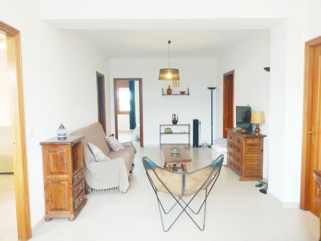 Bonito apartamento familiar, cerca de la playa