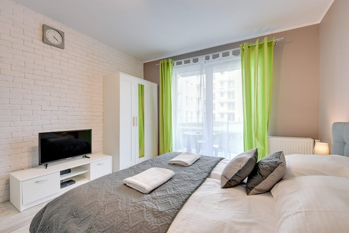 Comfort Two Bedroom Apartment with Terrace
