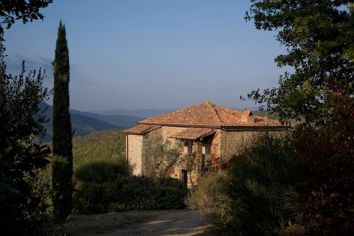 House with pool in Tuscany - Civitella in Val di Chiana - Ház