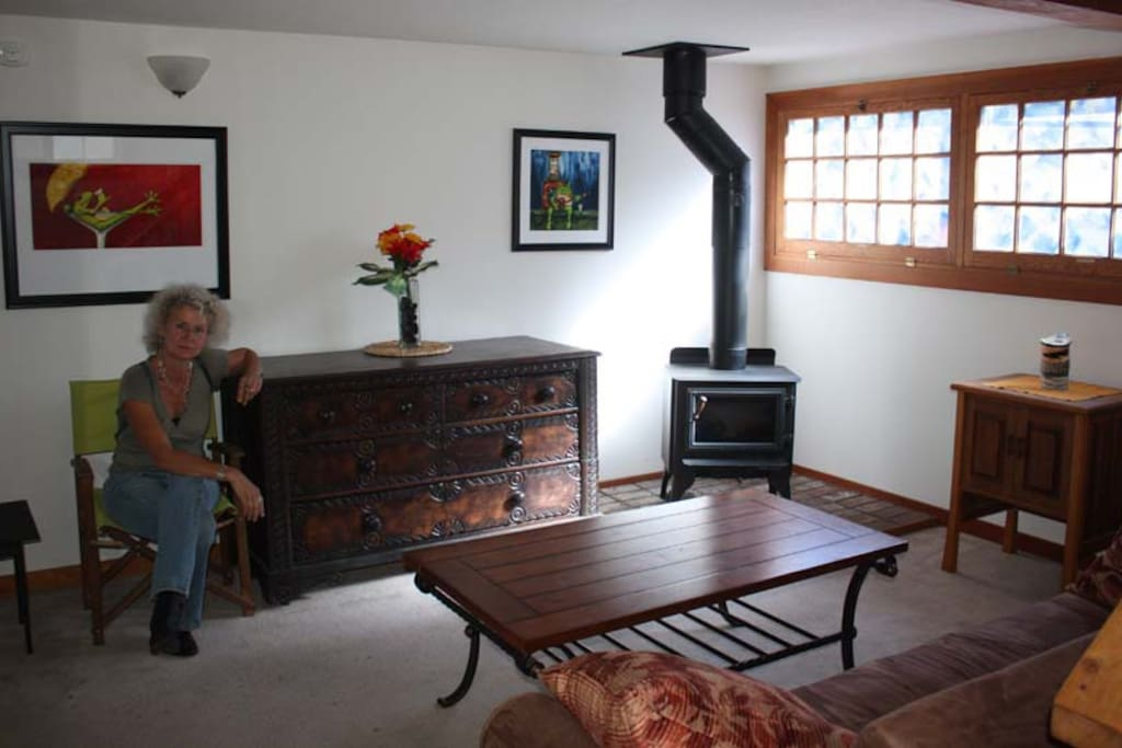 Beautiful, furnished cottage in downtown Ashland
