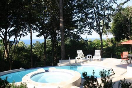 Villa Pochote - Private Ocean View  - Manzanillo - Villa