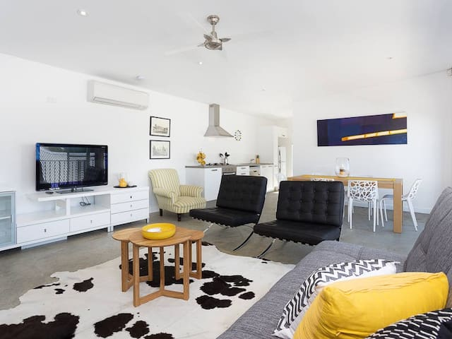 Architect designed South Freo - South Fremantle - Apartment