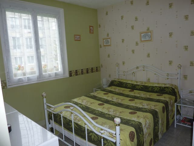 Chambre dans mon appartement