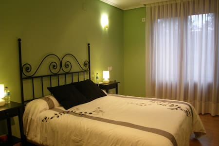 Mendi Alai Hab doble Avellano - Carranza - Bed & Breakfast
