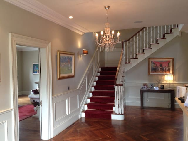 Triple room, near Clontarf Castle. - Clontarf - House
