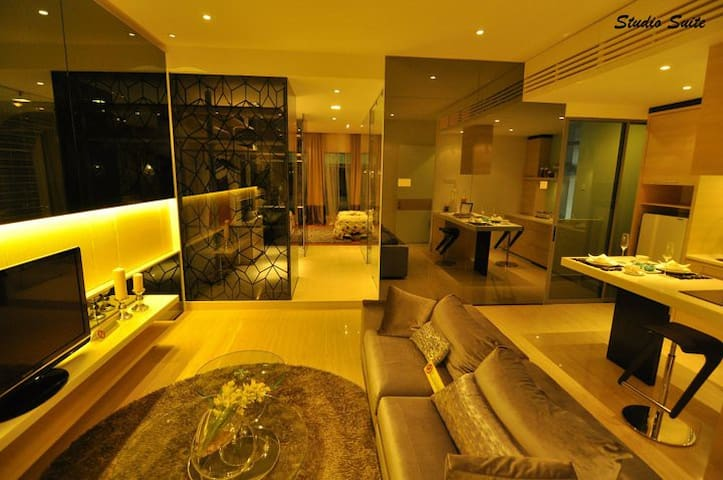 Luxurious Vacation Studio
