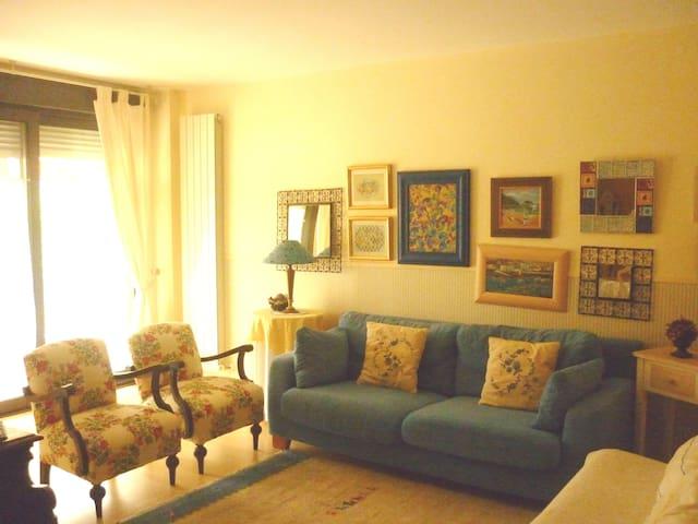 Vivienda 2 habitaciones en colunga - Colunga - Lägenhet