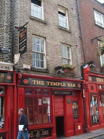 1/Bedroom Heart Dublin city Center - Dublin - Apartment