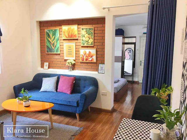 💛FULLY SUNSHINE /COZY💛 1BR 🍀near street food
