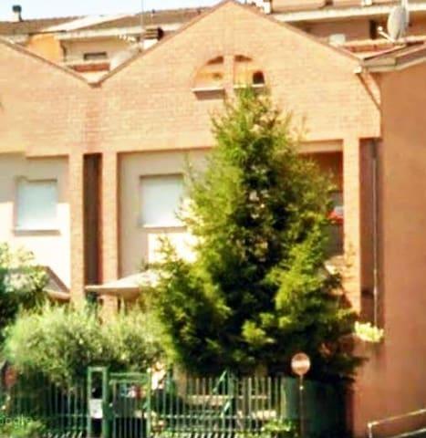 Stanza in bella casetta a schiera in zona Vazzieri - Campobasso - Stadswoning