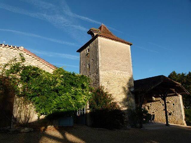 Gite Camelia, Lot, France - Mauroux - House