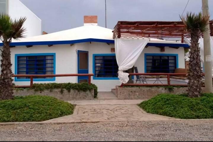 Beach House Casa de playa km 126 - cerro azul - Huis
