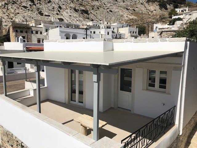 Traditional House - Apeiranthos - Naxos