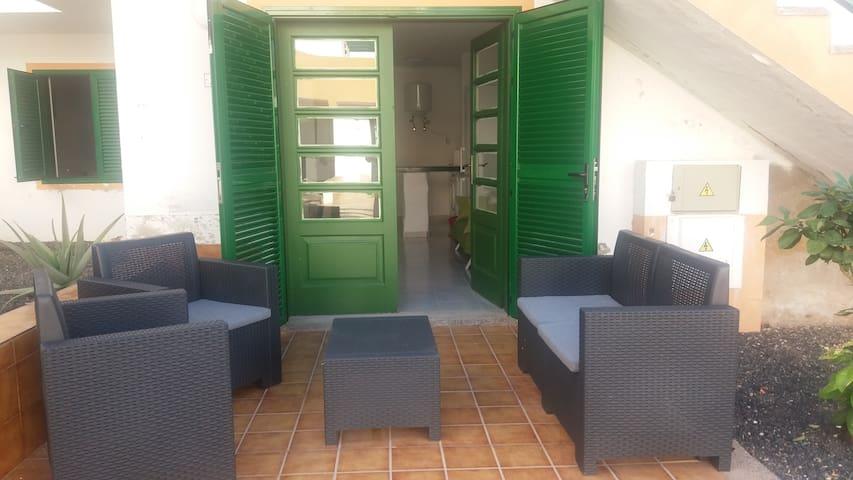 aparatamento centrico y tranquilo - Castillo Caleta de Fuste - Casa