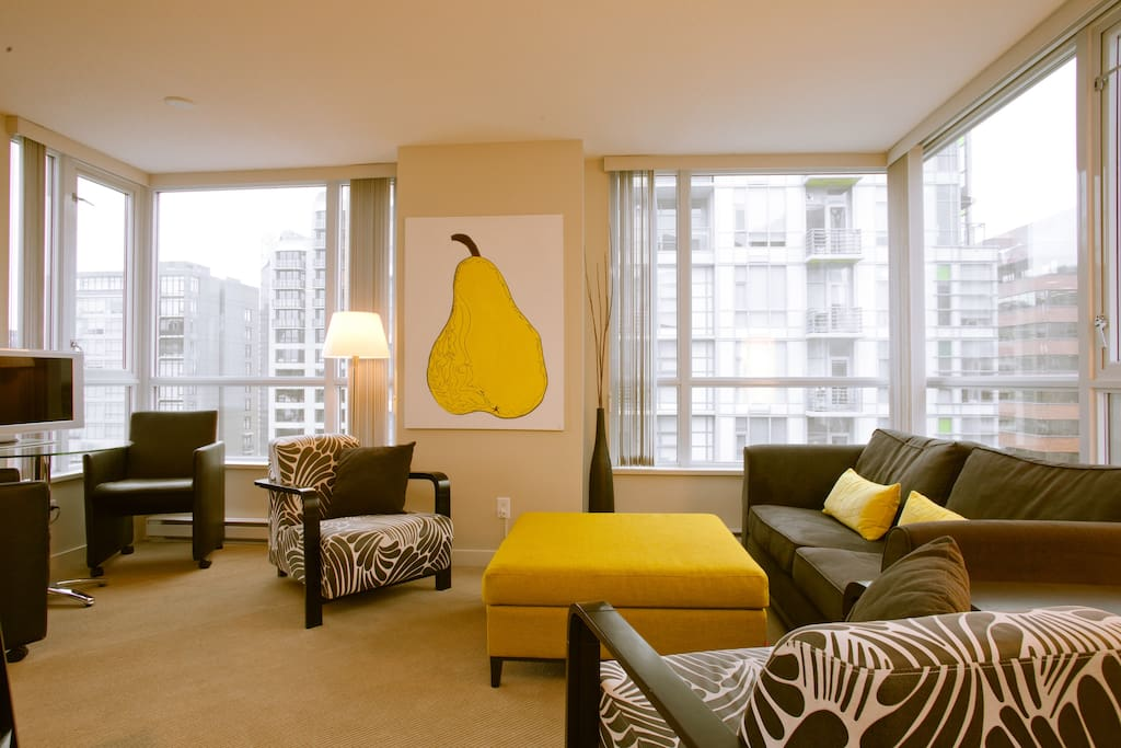 FABULOUS Luxury Downtown Vancouver! - Apartments for Rent ...