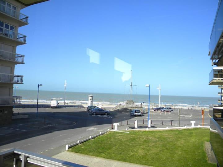Appartement avec vue sur mer-7 personnes-wifi