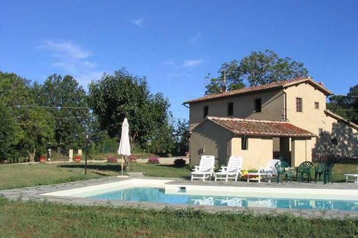 Casa & piscina vicino a Firenze - Borgo San Lorenzo - Villa