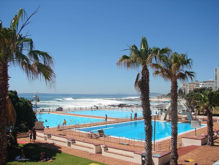Sea Point Relaxed Urban Living Apartments For Rent In Cape Town Western Cape South Africa