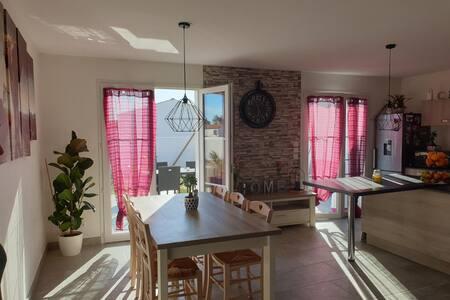 Ile d'Oleron Maison récente