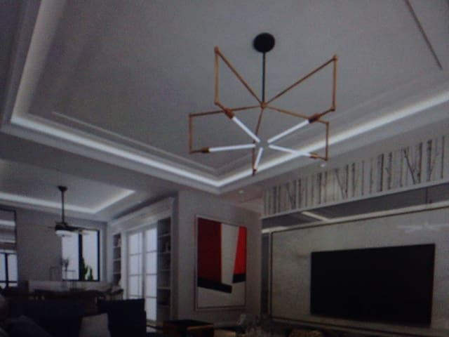 Nordic style room - 卢森堡 - Huis